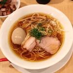 Japanese Soba Noodles 蔦 - 味玉醤油そば