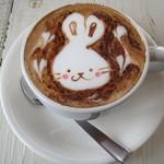 アールカフェ - カプチーノ 私の