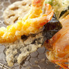 喜久屋 駒井 - 料理写真:揚げたてあつあつの天麩羅