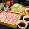 紀州屋 - 料理写真:豚しゃぶセット