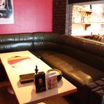 エスペランサ - コンパ&飲み会にぴったりの半個室風のソファー席はおすすめです