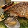 カリーニョ - 料理写真:築地で買ってくる鮮魚の「サルサヴェルデ」