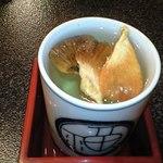ふぐ泉 - ヒレ酒