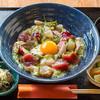 堂ヶ島食堂 - 料理写真:俺の!ぶっかけ丼