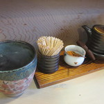 鎌倉 六弥太 - 卓上調味料
