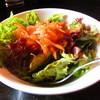 桃と蓮 - 料理写真:サラダ
