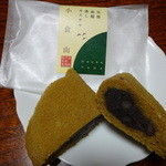 千秋庵総本家 - 小倉山150円