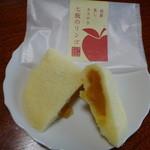 千秋庵総本家 - 七飯のリンゴ150円