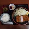 とんかつ 味彩 - 料理写真:ボリィユームたっぷり