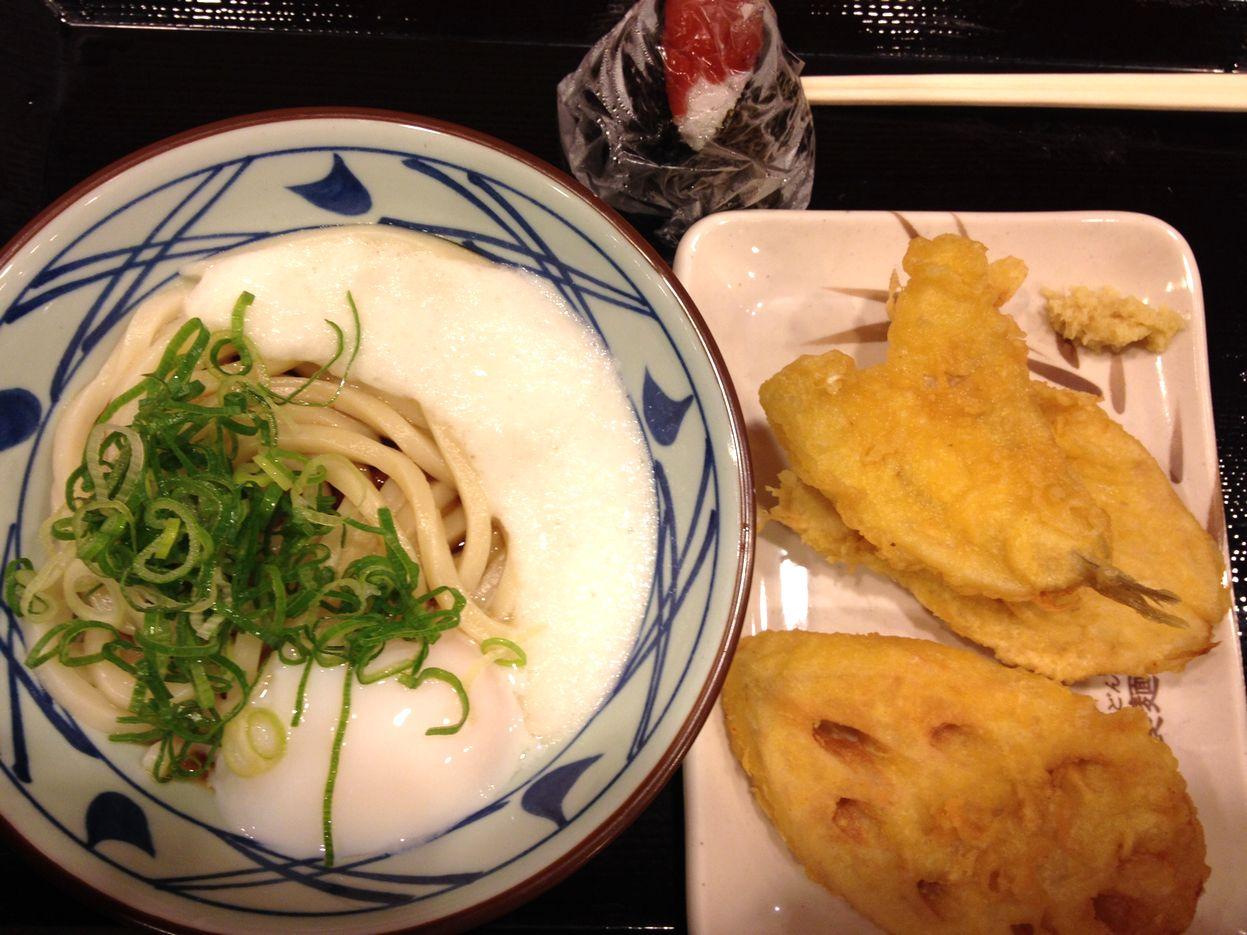 丸亀製麺 広島安芸店