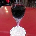 ソーニャ - グラスワインはグルジアワインのムクザニ