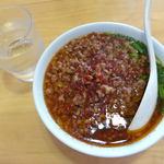 味世 - 料理写真:台湾ラーメン(辛) \530