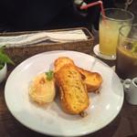 カフェ・ロカ - ふわふわフレンチトースト♪