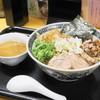 龍月 - 料理写真:あえそば(700円)並盛りが700円、中盛りは800円