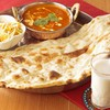 チチル&シシリ - 料理写真:セットには大人気のラッシーも付いております☆
