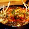 Sherry Bar Venga!! - 料理写真:ぐつぐつと音をたてて運ばれてきた皿にいっぱいのエビ