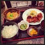 菜蔵 - 日替わり定食 750円