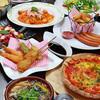 ひまわり - 料理写真:全10品スペシャルコースは飲み放題付きで3500円♪3名様から要予約です!