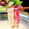 豚料理専門店 銀呈 - 料理写真:豆乳しゃぶしゃぶは、2005年創業以来の人気メニュー。ココから「リゾット」や「カルボナーラ」の〆は生まれました。