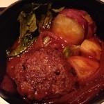 RIZO  カフェ&レストランバー - 煮込みハンバーグ