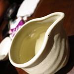 宴楽 - 丹沢産本醸造600円