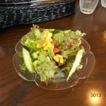 ビストロ ターボー - 料理写真:サラダ