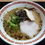 八十吉ラーメン - 福山八十吉ラーメン(600円)