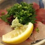 22160426 - 海鮮丼