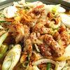 韓唐韓 - 料理写真:元祖タコ鍋 韓唐韓の人気メニューのうちの一つ!珍しいたこ鍋をぜひどうぞ!