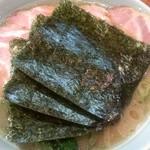 22163929 - チャーシュー麺(850円)