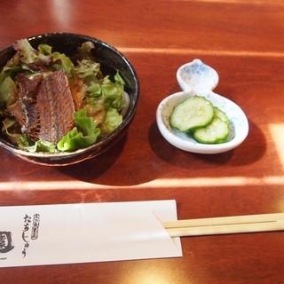 たちじゅう園 - 料理写真:最初はサラダと漬物