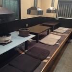 焼肉ハウス元気亭 - ゆったり座れる座敷席もございます!