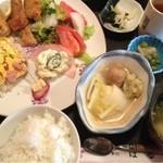 はる - 日替り定食 650円