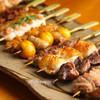 焼もの市場あぶり屋 - 料理写真:串盛り
