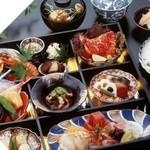 御代川 - 懐石弁当(8500円) イメージ画像