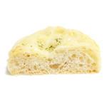 パリゴ - 3種チーズのフォカッチャの断面 '13 10月下旬