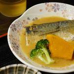 博多魚がし - 鯖の煮つけ