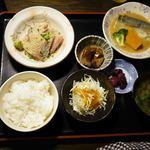 博多魚がし - 鯖尽くし定食 1000円