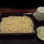 清川 そば店 - 2013/10   もり、うどん