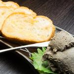 焼き鳥 貴 - 料理写真:こっくりした味わいがクセになる『白レバーペースト』