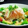 さかなやちゃん - 料理写真:旬のお野菜をどうぞ♪生ハムとクリームチーズのサラダ 819円