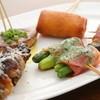 た喜ち - 料理写真:た喜ち オリジナル!イタリアン風串料理も人気です!ぜひ、お試しください!