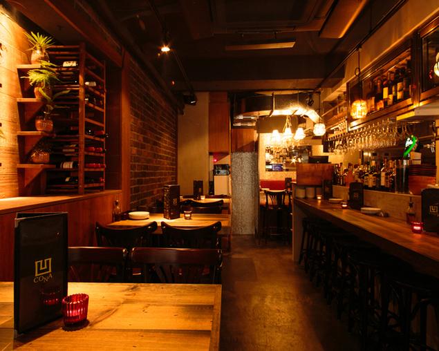 イタリアン&ワインバー CONA 六本木店