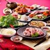 まだん - 料理写真:厳選鍋コース!!厚切りサムギョプサルorMIX鉄板鍋 料理のみ3500円 (お土産つき)