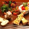 オステリア リュカ - 料理写真:前菜の盛り合わせ