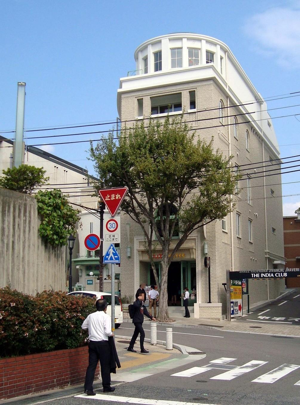 タリーズコーヒー 神戸北野坂店