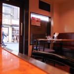 キッチン ジロー - ...11:00の開店直後が空いていてオススメ。。