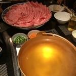 楼蘭 - しゃぶしゃぶ すごくお肉が柔らかくておいしい! これからの季節は鍋もいいですね (*´ڡ`●)
