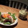 グリップ オーガニック - 料理写真:ランチセットのサラダ