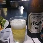 ステーキハウス さとう - ビール